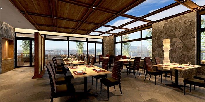 記念日におすすめのレストラン・なだ万蒼宮の写真1