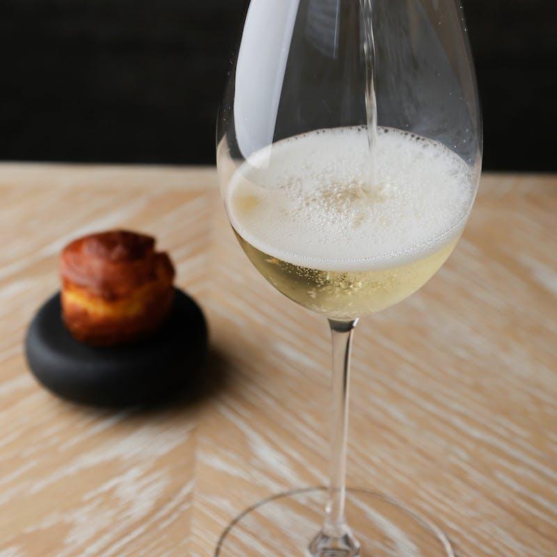 【Pissenlit ピサンリ】~全3品~ 前菜、魚料理、デザートのランチコース+グラススパークリングワイン付