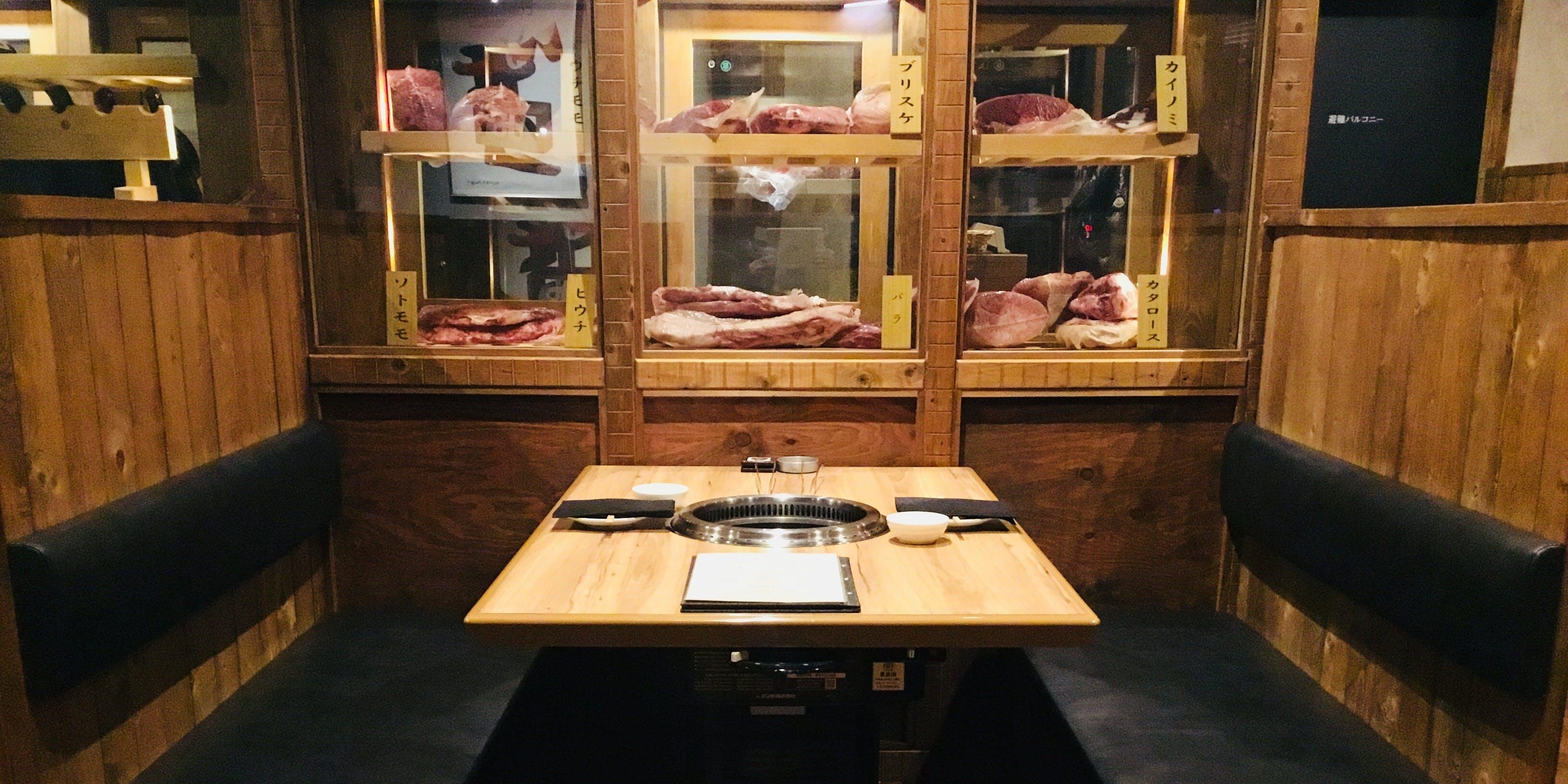 記念日におすすめのレストラン・YAKINIKU A FIVE 徳の写真1