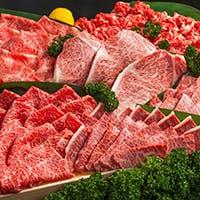 種類豊富なお肉を心ゆくまでご堪能