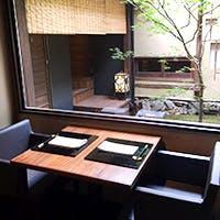 京町屋を改装した風情ある空間