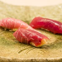 京料理と江戸前鮨の鮨懐石