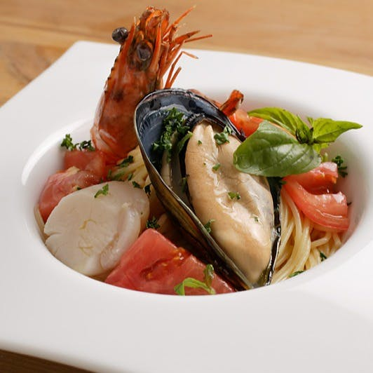 GAZZOの本格イタリア料理