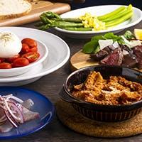 シンプルなイタリア郷土料理