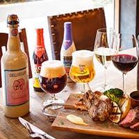 自社直輸入による最高級のベルギービール
