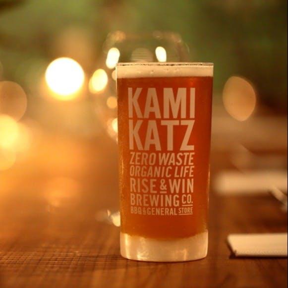 自慢のオリジナルビール