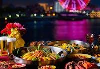 Dining BRICKSIDE/リーベルホテル アット ユニバーサル・スタジオ・ジャパン