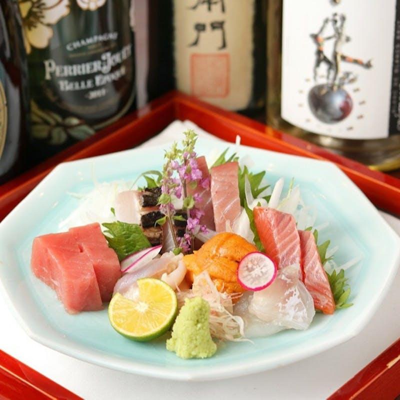 【季節のおまかせコース】旬の食材を使った御料理 全8品(個室確約)