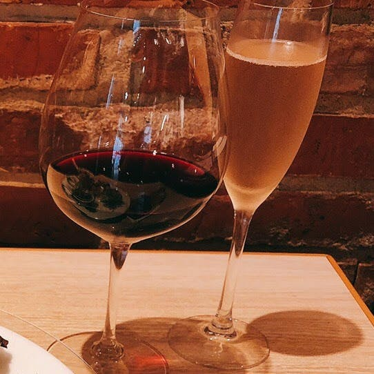 相性の良いワインをおすすめ