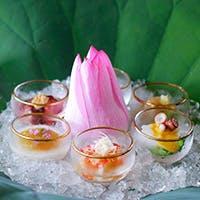 特別なお席や京都観光の際には、日本料理をお愉しみください