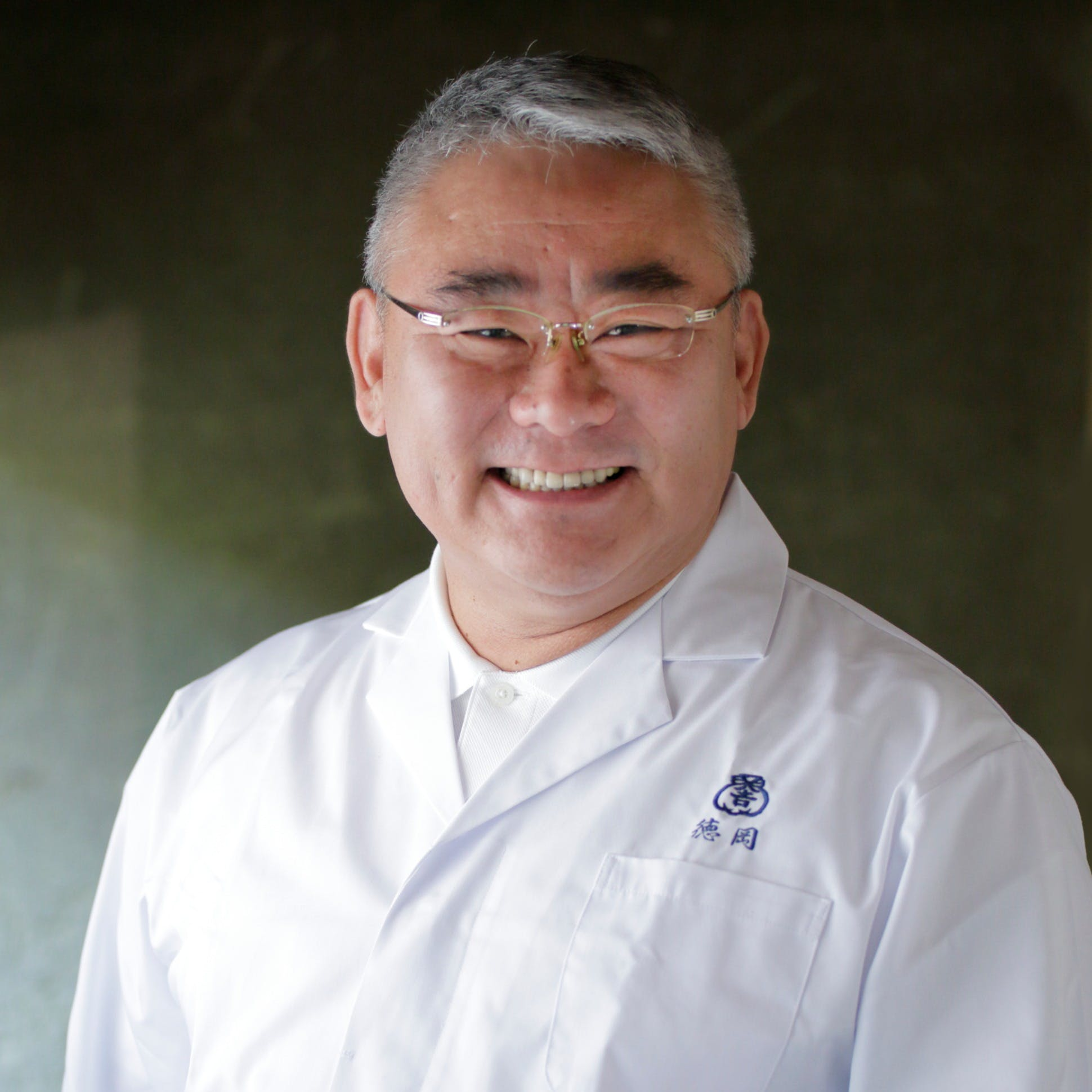 「総料理長 徳岡邦夫(Kunio Tokuoka)」
