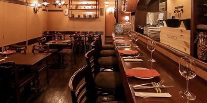 記念日におすすめのレストラン・ラ・コッポラの写真1
