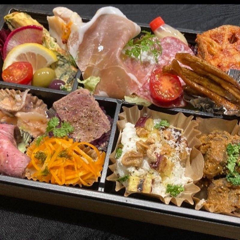 DOROKAWA BOX(テイクアウト専門プラン)