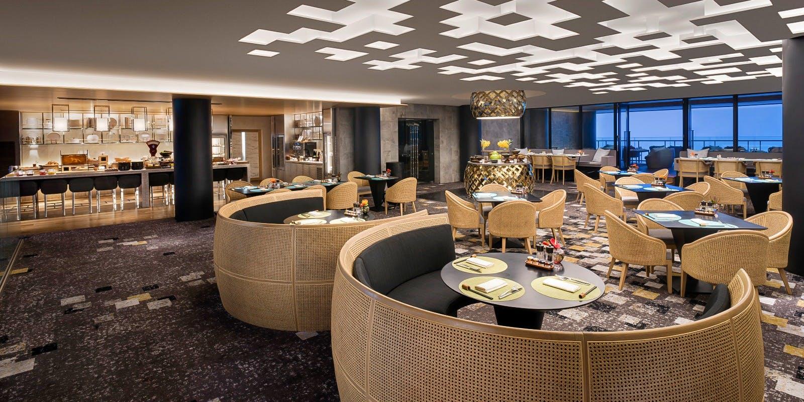 記念日におすすめのレストラン・Elements/ANAインターコンチネンタル別府リゾート&スパの写真1