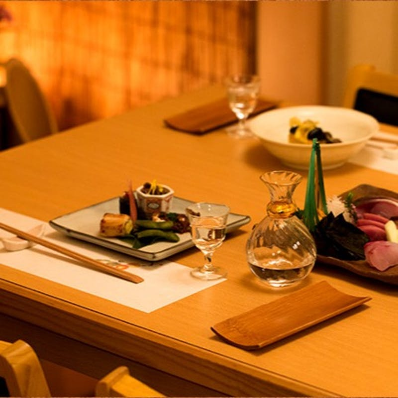【おまかせコースC】厳選食材でつくる逸品料理など(季節ごとにメニュー内容を変更いたします。)
