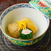 茶事に通ずる日本の伝統文化 正統派懐石料理