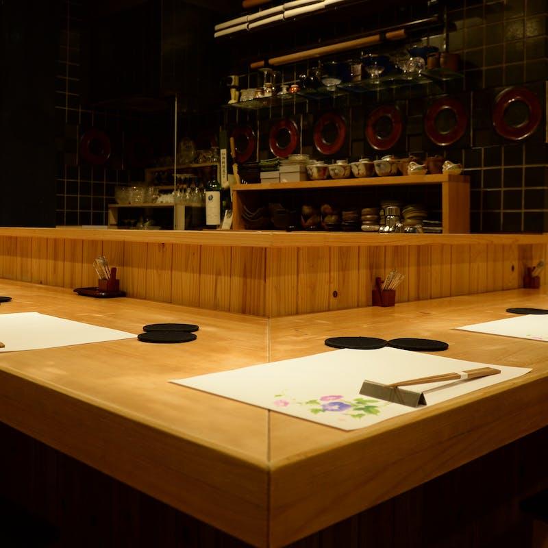 【贅沢ランチコース】お造り、炊合せ、焼き物、水菓子など(個室選択可)