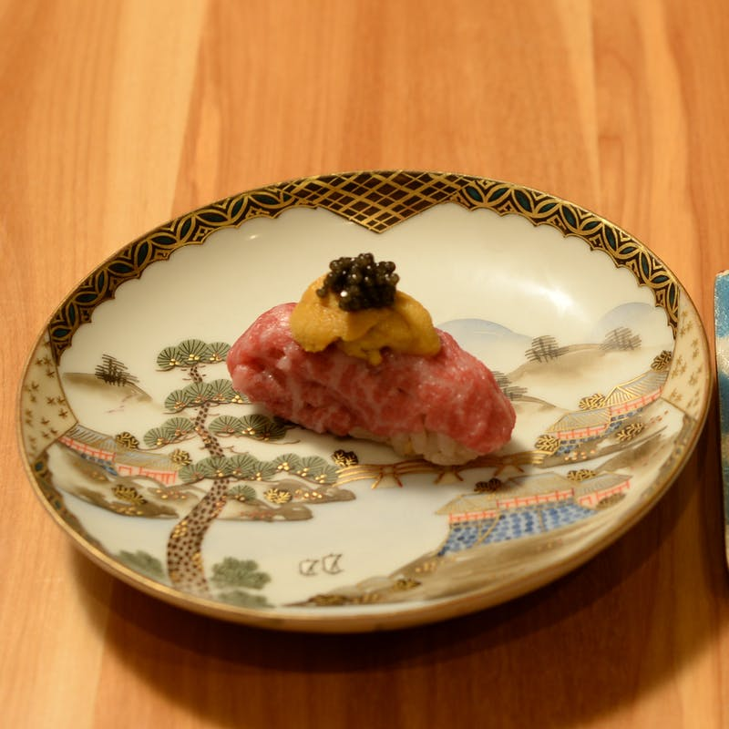 【贅沢コース】季節のお造り、炊合せ、焼き物、〆の手打ち蕎麦など全9品(個室選択可)