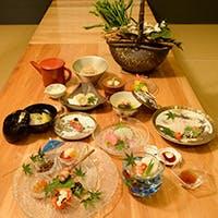 季節感溢れる料理の数々