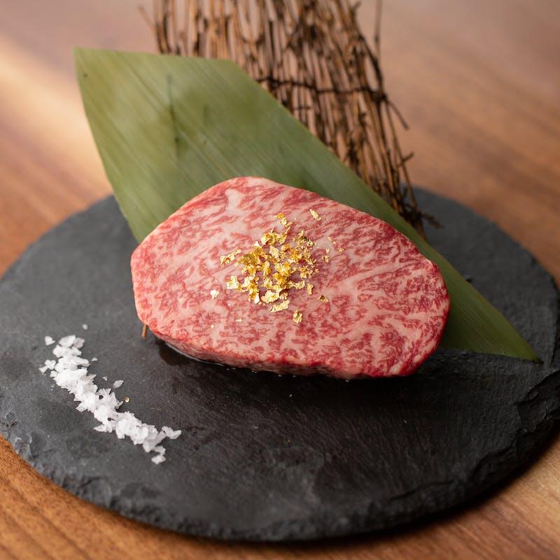 【極みコース】あぶり寿司、シャトーブリアン等全9品+1ドリンク(事前決済限定価格)