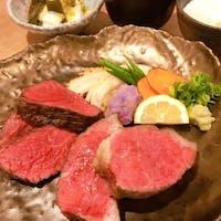 神戸牛ステーキ 寅松