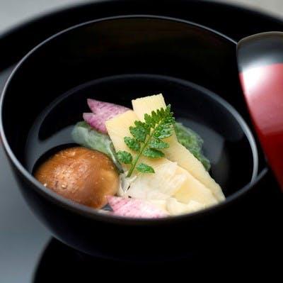 ー出汁ーDashi (Japanese Consomme)