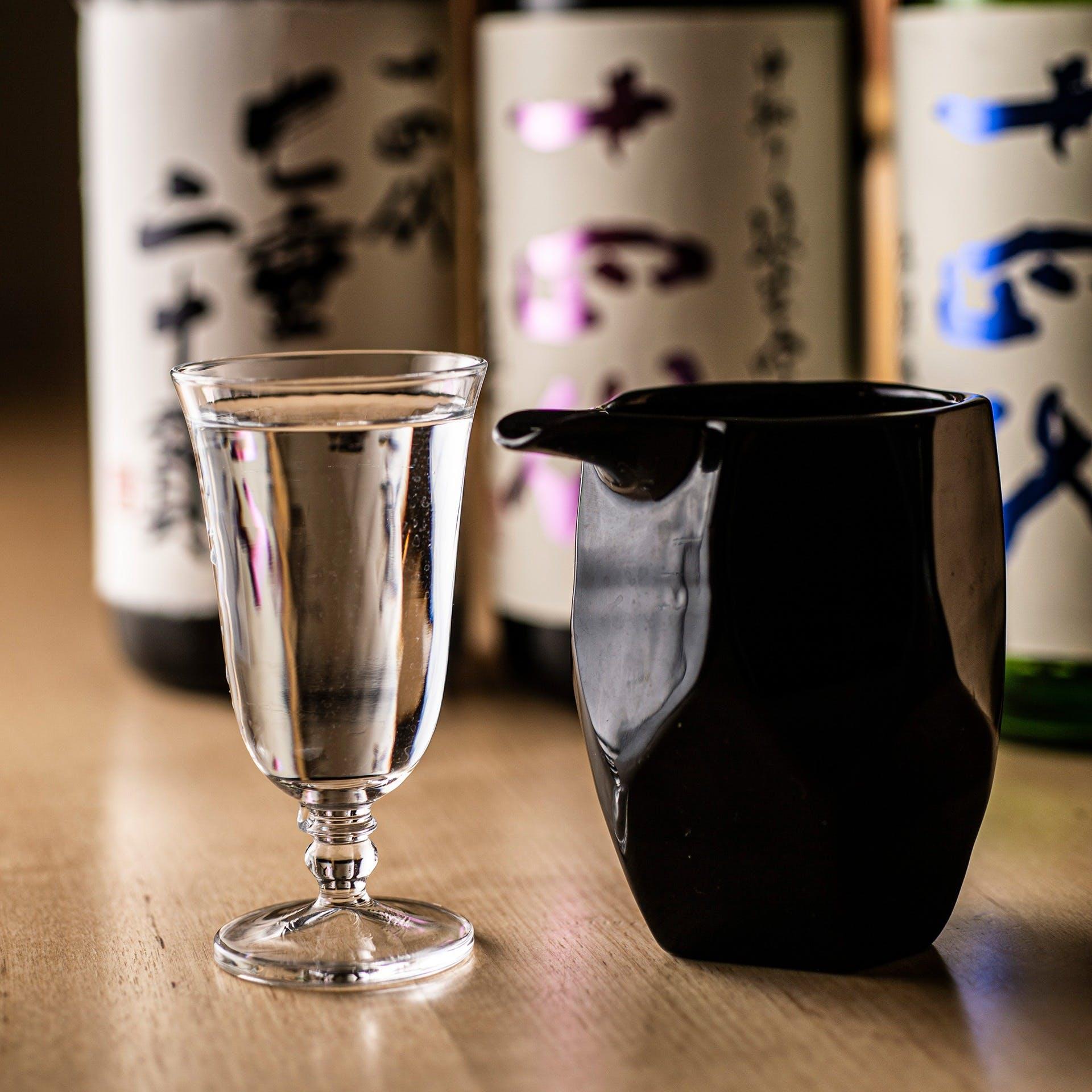 ー日本酒ーNihonsyu (Sake)