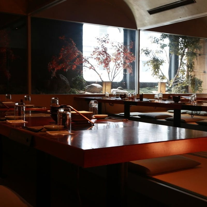 【席のみのご予約】~お食事内容は当日お選びください~(半個室)