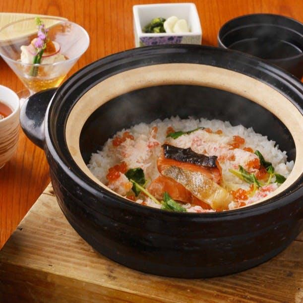 国産食材90%以上にこだわった本格和食