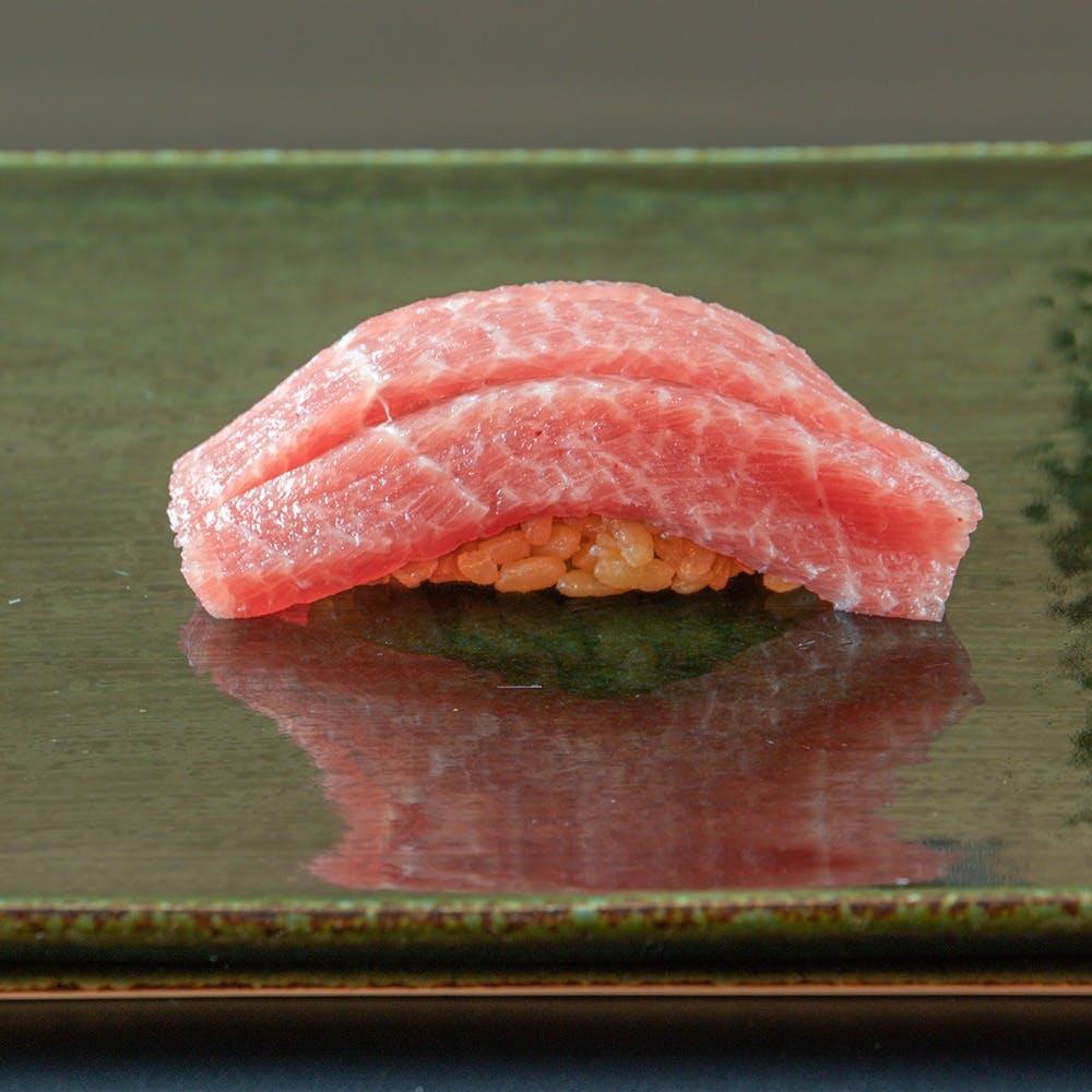こだわりの江戸前鮨を心ゆくまでご堪能