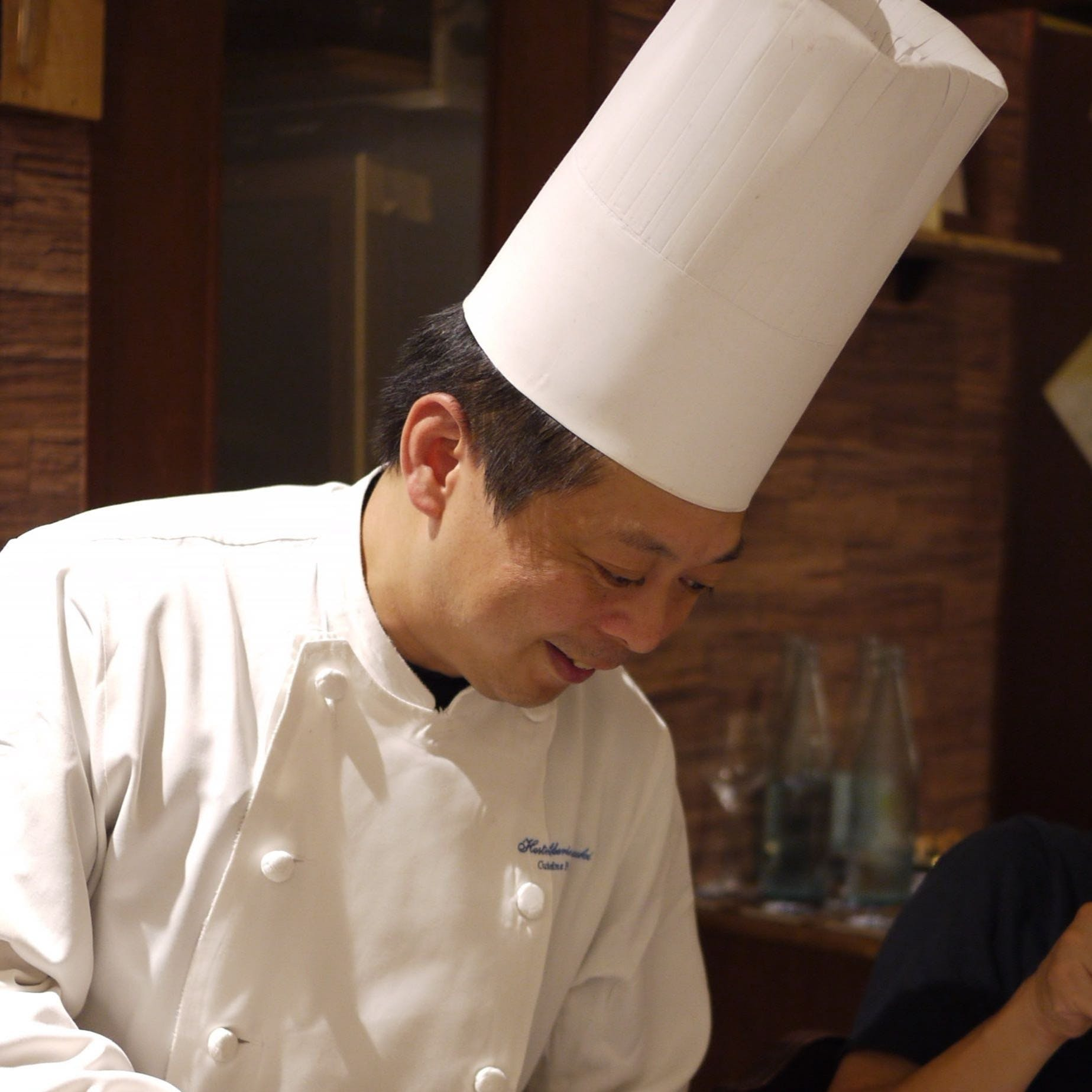 シェフ 鈴木 亨 Toru Suzuki