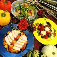 美味しい野菜を使用した逸品