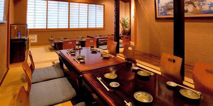 記念日におすすめのレストラン・神田新八の写真1