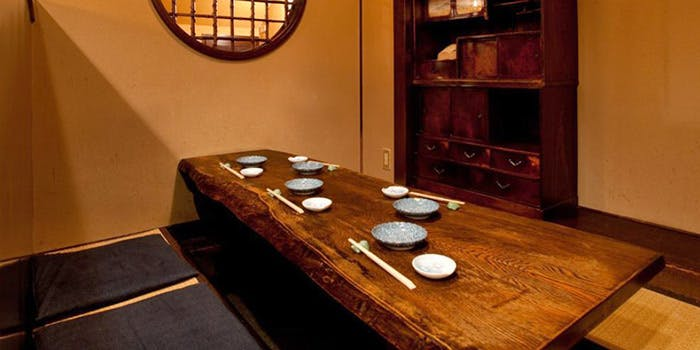 記念日におすすめのレストラン・神田新八の写真2