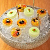四季折々の京都の食材に繊細な仕事が加えられた料理