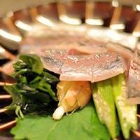 新鮮で良質な魚介料理
