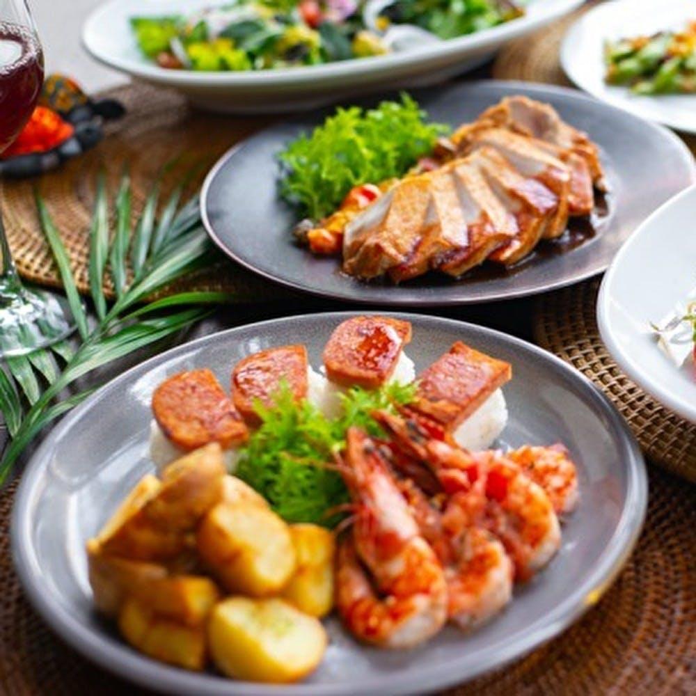 一皿一皿に祝福を込めて 記憶に残る美味しいお料理