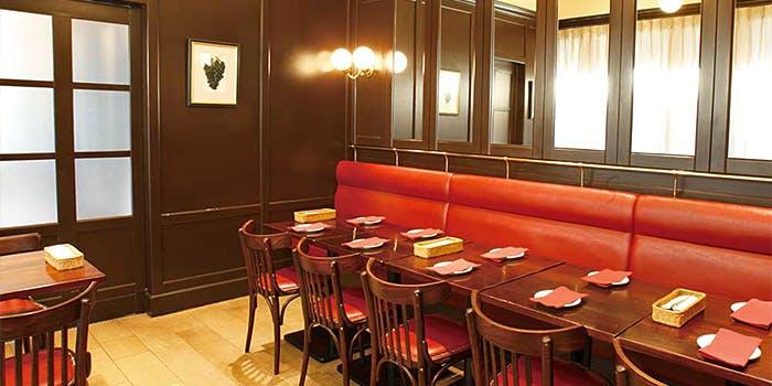 記念日におすすめのレストラン・カフェ エメ・ヴィベールの写真1