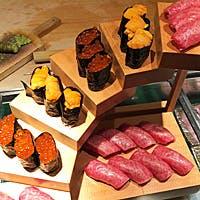 最高級江戸前寿司