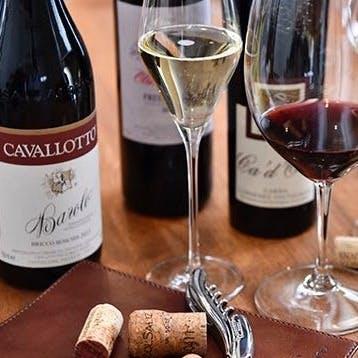 オーナーソムリエ厳選のイタリアワイン