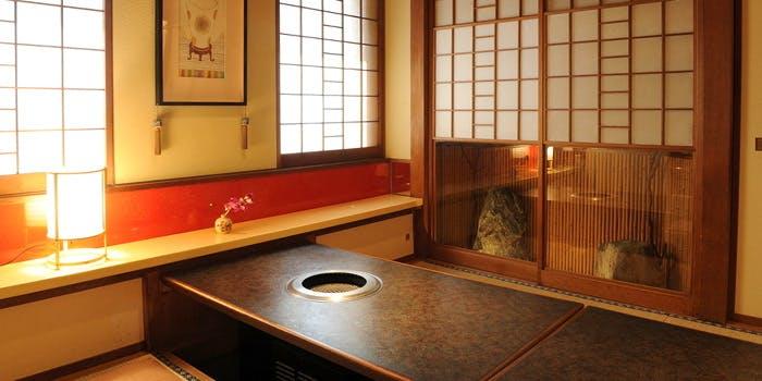 記念日におすすめのレストラン・上野太昌園 上野別館の写真2