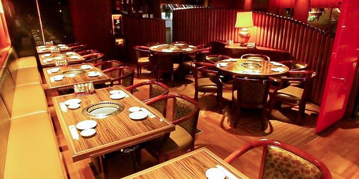 記念日におすすめのレストラン・上野太昌園 上野別館の写真1