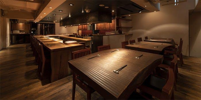 記念日におすすめのレストラン・食幹 渋谷の写真1