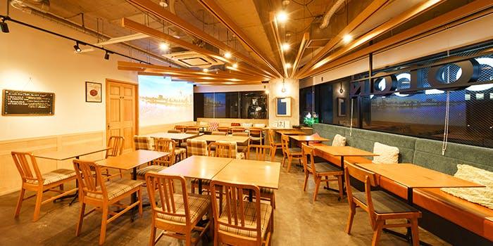 記念日におすすめのレストラン・Cafe Lounge COLONの写真1