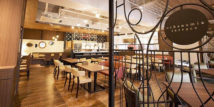記念日におすすめのレストラン・お茶の水テラスSUPERDRYの写真2