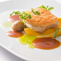 総料理長自らプロデュース 四季を大切に南仏料理の奥深さを感じるお料理をご用意