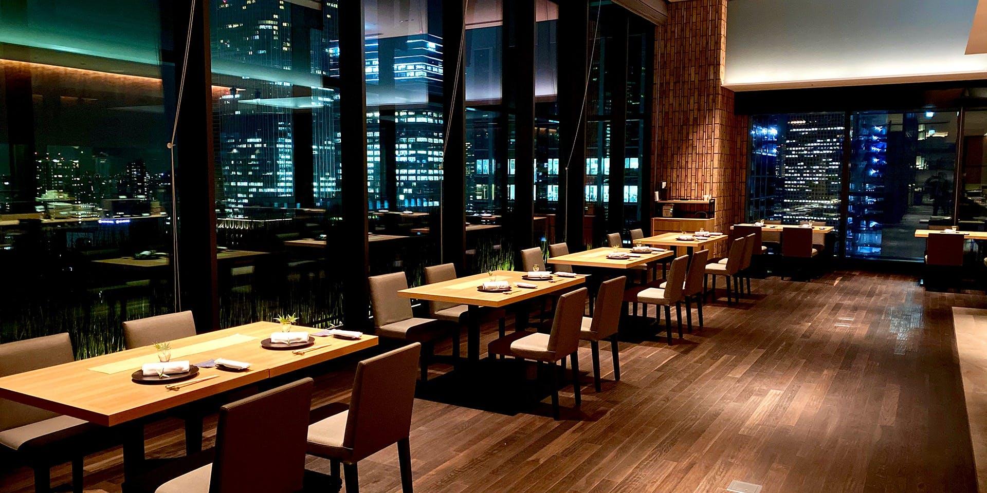 記念日におすすめのレストラン・十十六 / THE BLOSSOM HIBIYAの写真1