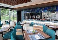 The Garden Brasserie & Bar/ハイアットリージェンシー東京ベイ