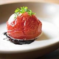 和食をベースにした創作料理