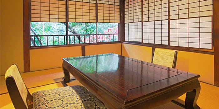 記念日におすすめのレストラン・山の茶屋の写真1